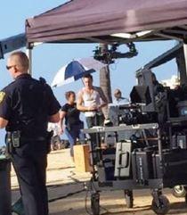 Alex on set 4