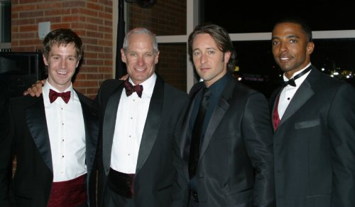 Jason Dohring, Alex O'Loughlin, Matt Riedy and Christian Keyes on Moonlight (Epi 16)