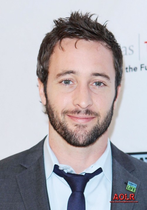 11 June 2010 - Alex O'Loughlin