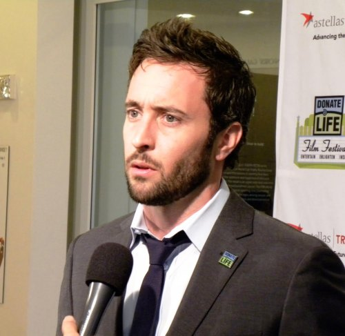 Alex - At Donate Life Dinner