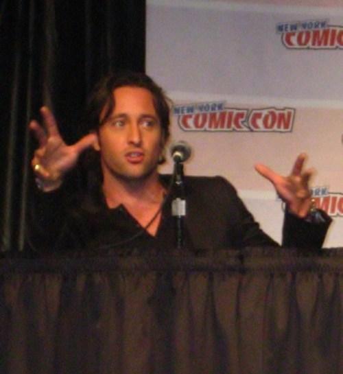 Alex - Comic Con 2008