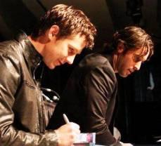 Alex & Jason - Comic Con 2008