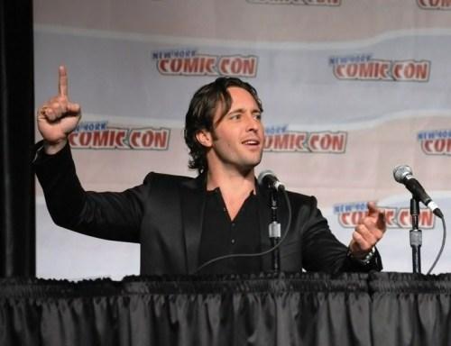 Alex - New York Comic Con 2008