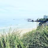 maliajonesswim#beautiful #beach #weekend #cotedesbasques #biarritz