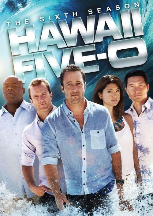 HAWAII FIVE-0 Season 6 DVD