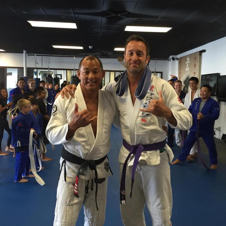 JJ alex purple belt