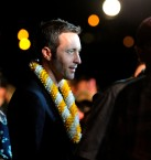2016 September 23 FTR - HSA Photo by Bruce Asato - on the Red Carpet of the Hawaii Five-0 season 7 kickoff at Sunset on the Beach at Queen's Surf Beach in Waikiki, Friday, September 23, 2016.