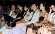 Front row at SOTB 2012