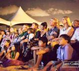 Front row at SOTB 2013