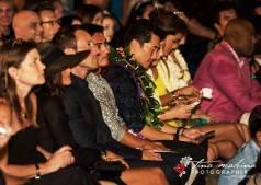 Front row at SOTB 2015