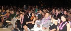 Front Row at SOTB 2016