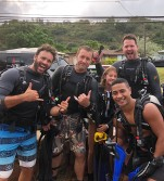 Diving group 1