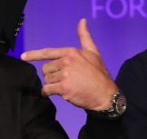 Left hand at Paley